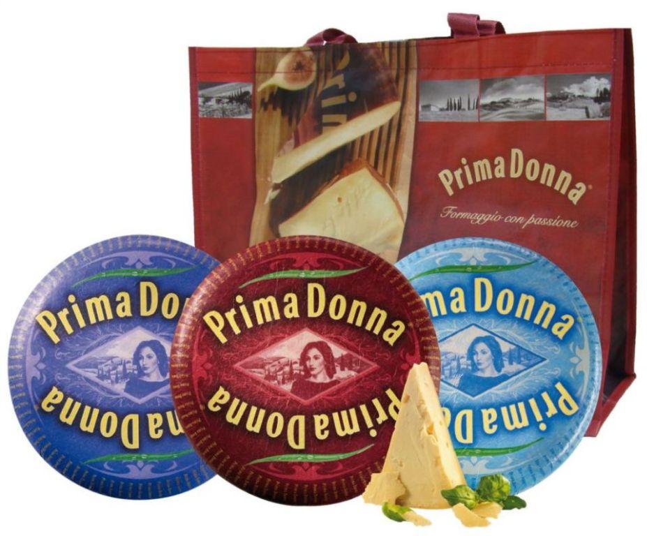 Prima Donna kaas gratis shopper