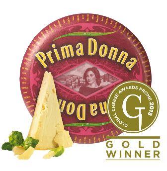 Prima Donna beste Europese kaas