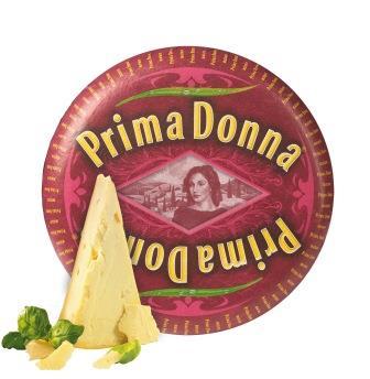Prima Donna kaas heeft nieuwe look